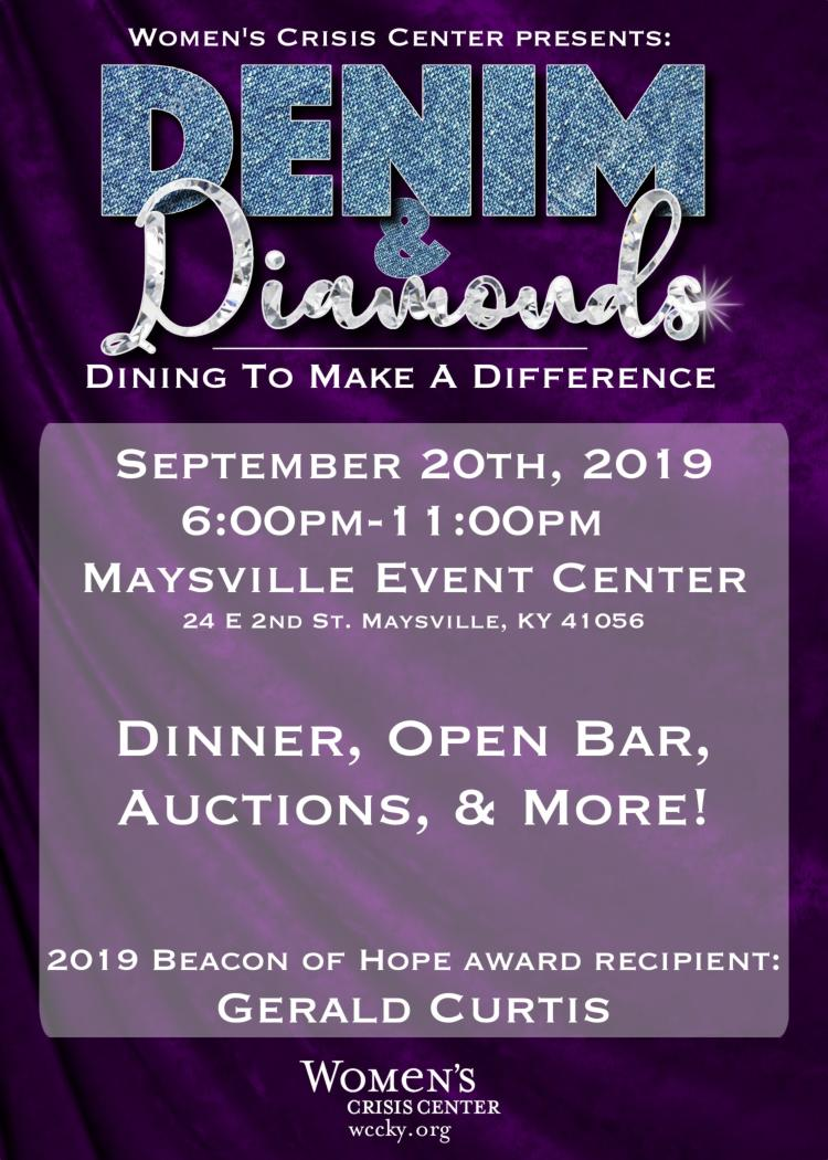 Details Make The Difference 9th annual dining to make a difference – denim & diamonds